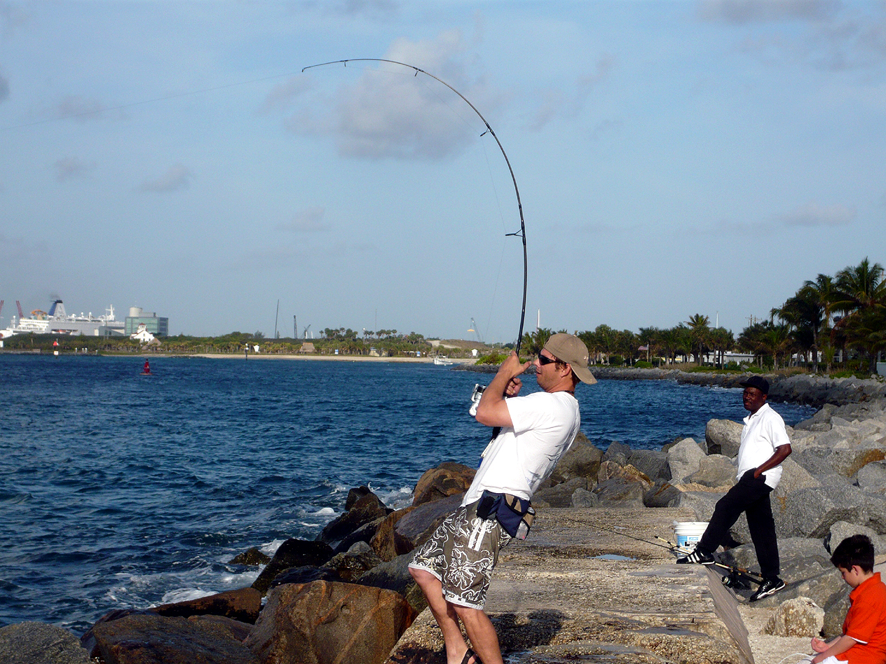Huge jack for Juno fishing report